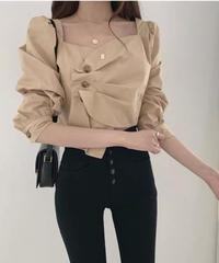 アシメントリーシャツ
