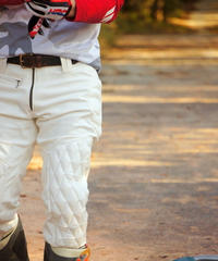 MX Pants / White