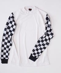 MX Jersey / Checker×White