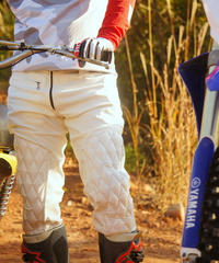 MX Pants / White