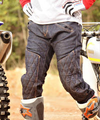 SCRAMBLE  Pants  SLIM / Indigo