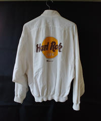 【Hard Rock Cafe Mexico】Blouson  (Used)