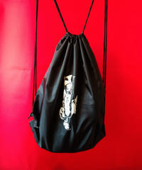 "【Bug Screaming】""MUTSUYO"" Drawstring Bag"