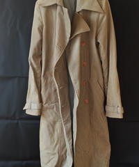 """EGOIST"" Corduroy Coat (Used)"