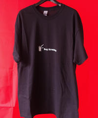 【Bug Screaming】 T Shirt Black