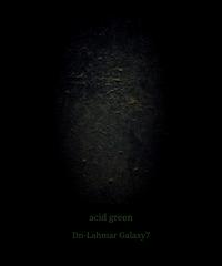 """Dn-Lahmar Galaxy7 Single """"acid green"""""""