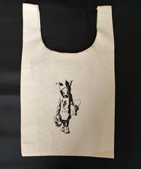 Bug Screaming MUTSUYO Tote Bag Natural White