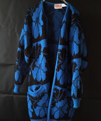 Long Cardigan Blue (Used)