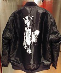 "【Bug Screaming】""MUTSUYO"" MA-1 Jacket"