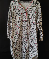 ☆Vintage☆ Mickey Mouse Long Shirt  (Used)
