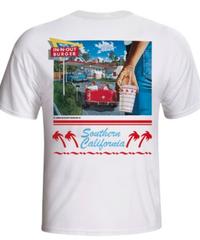 IN-N-OUT 1990 サザンカリフォルニアモデル Tシャツ