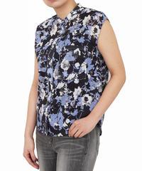 シックフラワープリントシャツ(3色展開)_13241152