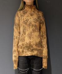 Vintage   Bleach Turtle Knit