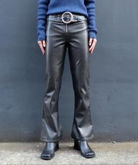 Vintage   Fake Leather Frea Pants
