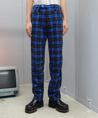 Vintage   Check Pants
