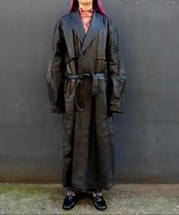 Vintage   Leather Coat