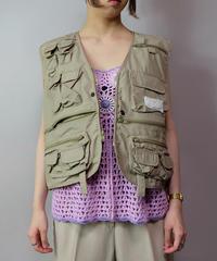 Vintage   Fishing Vest