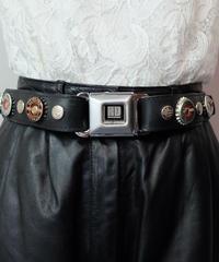 Vintage   Harleydavidson Belt