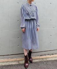 Vintage   Stripe Onepice