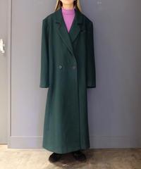 Vintage   Wool Lnog Coat
