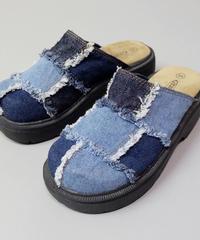 Vintage   Denim Sandal