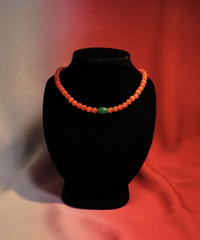 momentel jewelry   stone necklace