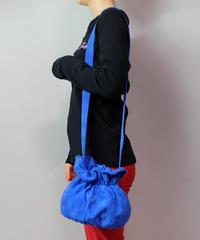 Vintage   Donnakaran Suede Bag