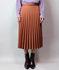 Vintage   Pleats Skirt