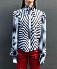 Vintage   Stripe Design Shirt