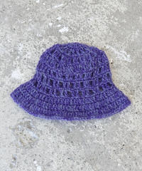 Labyrins   Mohair Knit Hat