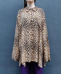 Vintage   Leopard Shirt