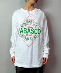 Vintage   Tabasco Long Tshirt