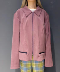Vintage   Fake suède Jacket