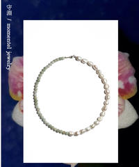 momentel jewelry  pearl necklace