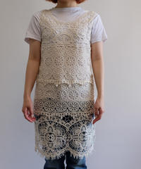 VINTAGE   LACE ONEPICE