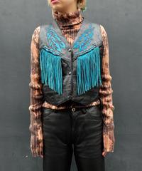 Vintage   Leathe Vest