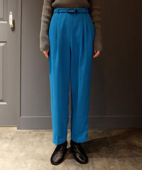 Vintage  Tuck Slacks Pants