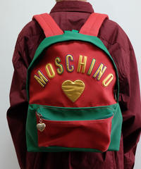 VINTAGE   MOSCHINO BACK PACK