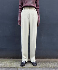 Vintage   Collar Slacks Pants