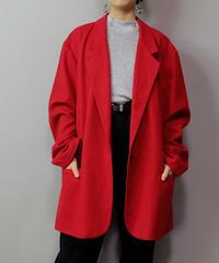 Vintage   Wool Bigsize Tailored Jacket