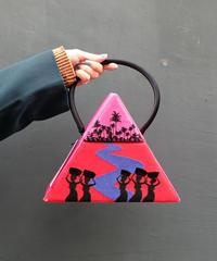 Vintage   Triangle Bag