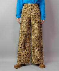 Vintage   Leopard Pants