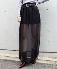 Vintage   Layered Skirt