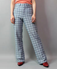 Vintage   Check Frea Pants