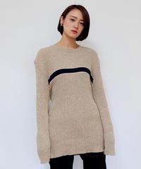 Vintage   Line Knit