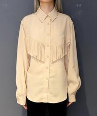 Vintage   Fringe Shirt