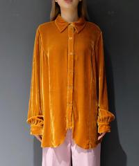 Vintage   Velours Shirt