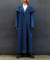 Vintage   Denim Design Coat