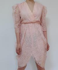 VINTAGE   LACE ONE PICE