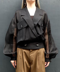 Vintage   See-throug Jacket